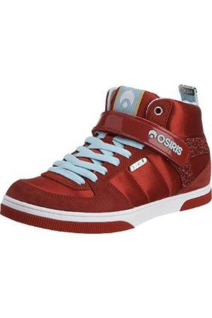 Osiris Damen Schuhe - Damen Casual, Red/Dorothy
