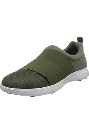 Haflinger Unisex-Erwachsene Wool-Sneaker Jump Hausschuh