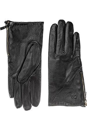 Berydale Damen Handschuhe - Damen Lederhandschuhe mit Reißverschluß