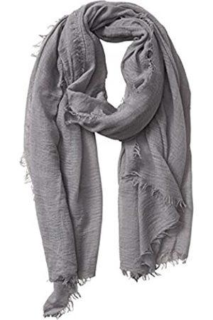Tickled Pink Damen Schals - Damen Classic Soft Solid-Dark Gray Modischer Schal