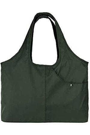 ZOOEASS Damen Fashion Große Tote Schulter Handtasche Wasserdicht Tote Bag Multifunktionale Nylon Reise Schulter - 10452355