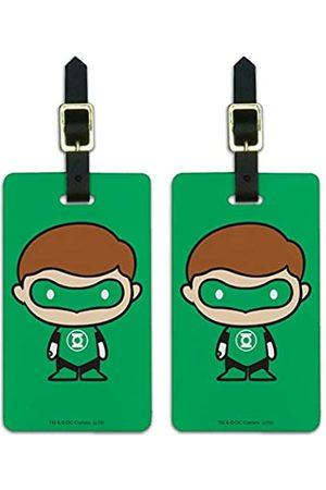 Graphics and More Green Lantern Gepäckanhänger mit süßen Chibi-Charakteren