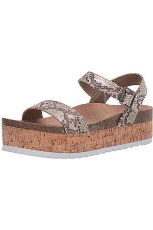 Dirty Laundry Damen Palms Keilabsatz-Sandale