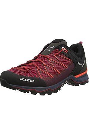 Salewa Damen WS Mountain Trainer Lite Trekking-& Wanderstiefel, Virtual Pink/Fluo Coral