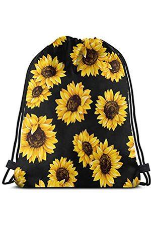 LOKIDVE Rucksack mit Kordelzug für Kinder und Herren