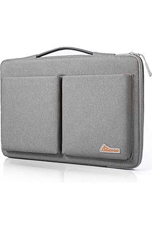 SIMTOP Laptop-Hülle für 15,6 Zoll (39,6 cm), für Damen und Herren, mit Griff, kompatibel mit vielseitigen Laptops wie HP Pavilion Envy Dell ASUS VivoBook Lenovo Ideapad, große Fronttasche