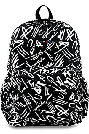 J WORLD NEW YORK Oz Campus Backpack Rucksack, 17 cm