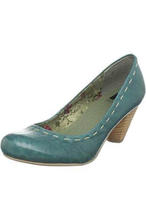 BC Footwear BC Damen Afterglow, Blau (blaugrün)