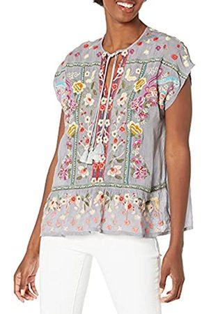 JOHNNY WAS Damen T-Shirts, Polos & Longsleeves - Damen Talon Blouse Bluse