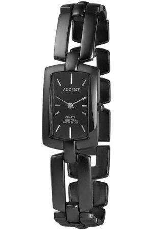 Akzent Damen Uhren - Damen-Uhren mit Metallband SS7171000079