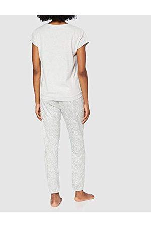 Women secret Damen Schlafanzüge - Damen Pyjama Kurzarm Bedruckte Hose Not Applicable