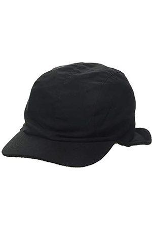 Barts Active Cap, Paraorecchie Uomo, Nero