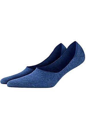 Burlington Damen Socken & Strümpfe - Damen Füßlinge Everyday 2-Pack - Baumwollmischung, 2 Paar