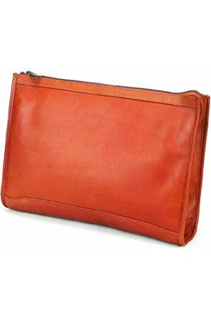 Claire Chase Laptop- & Aktentaschen - Claire mit Reißverschluss Folio Tasche (Beige) - 624