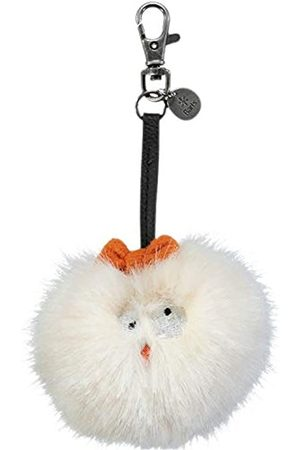 Barts Damen Accessoires - Husky HangerDamenSchlüsselmäppchenWeiß (Bianco)8x0.05x8 Centimeters (W x H x L)
