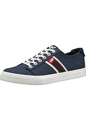 Helly Hansen Damen Schuhe - Damen W Salt Flag F-1 11302_598 Sneaker, Navy/Off White/Alert Red