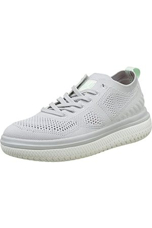 Palladium Damen Crushion Low Knit Sneaker, (Vapor/minbus Cloud/Star W M41)