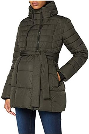 Noppies Damen Jacket 2-Way Bradford Jacke, Olive-P627