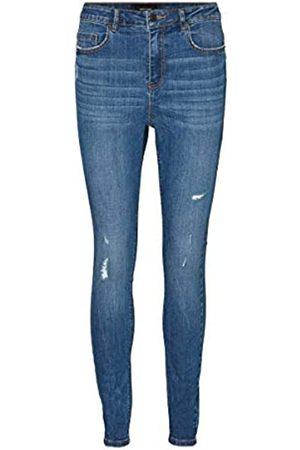 VERO MODA Damen Vmsophia Hr Skinny Li347 Noos Jeans