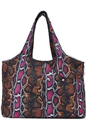 ZOOEASS Damen Umhängetaschen - Damen Fashion Große Tote Schulter Handtasche Wasserdicht Tote Bag Multifunktionale Nylon Reise Schulter