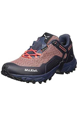 Salewa Damen WS Speed Beat Gore-TEX Traillaufschuhe, Ombre Blue/Tawny Port
