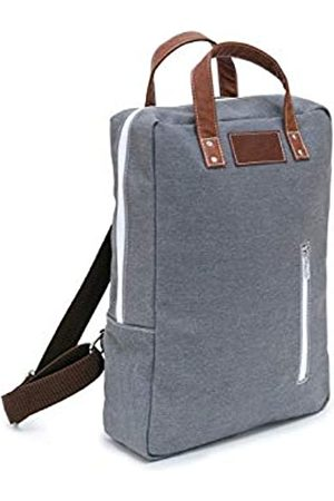 Maika Damen Rucksäcke - Rucksack aus gewachstem Eschenholz, mit Reißverschluss