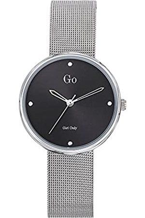 GO Girl Only Damen Uhren - GOGirlOnlyDamenAnalogQuarzUhrmitEdelstahlArmband695179