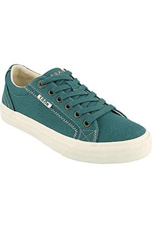 Taos Damen Schuhe - Footwear Damen Plim Soul Sneaker, Gr�n (petrol)