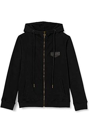 Gianni Kavanagh Damen Black Core Hoodie Jacket Kapuzenpullover