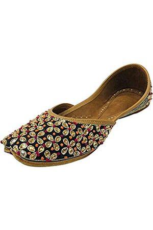 Step N Style Jooti Juti Punjabi Jutti Ethnische Mojari Perlen Kunden Designer Pakistani