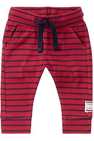 Noppies Slim & Skinny Hosen - Baby-Jungen B Slim fit Pants Soweto STR Hose, Scarlet Sage-P591