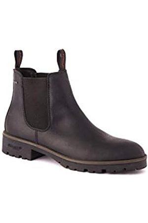 dubarry Men's Black Antrim GTX Leather Chelsea Boots US Men's 11-11.5