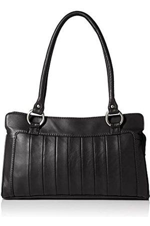 Visconti Jennifer Handtasche aus Leder für Damen mit Tragegriff - 18828