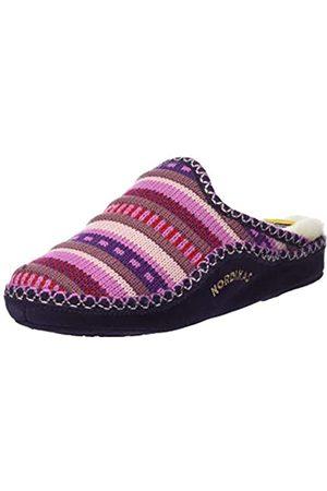 Nordikas Damen Classic Pantoffeln, (Purpura 018)