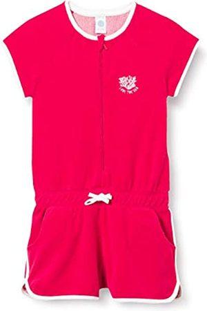 Sanetta Mädchen Overall rot Pyjamaset