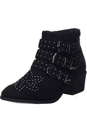 Xti Damen 48560 Kurzschaft Stiefel, (Negro Negro)