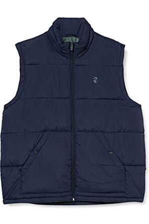 Izod Mens SOLID Puffer Vest Jacket