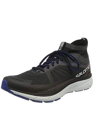 Salomon Herren 402368_44 Running Shoes, Black