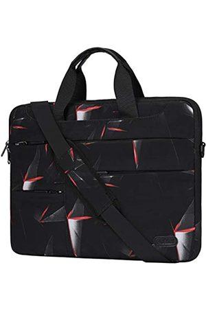 NUBILY Laptoptasche für Herren 13,4 / 14 Zoll (33,4 / 35,6 cm), wasserabweisend, Aktentasche für Arbeit und Business, Kuriertasche, Tablet