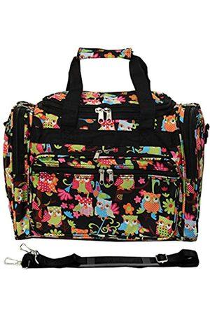 World Traveler Reisetaschen - Duffel Bag, Chevron-Muster