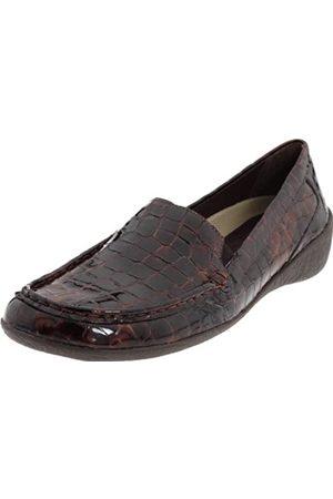 Walking Cradles Damen Regan, (Brown Croc Patent)