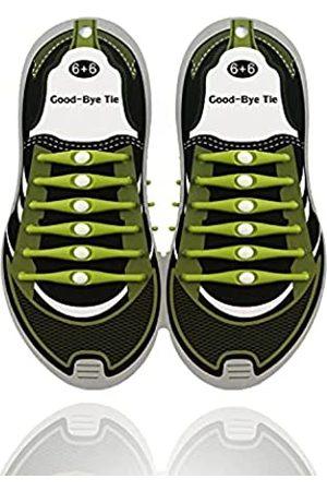 CozyWow Schnürsenkel für Erwachsene, Gummi, Silikon, ohne Binden, wasserfest