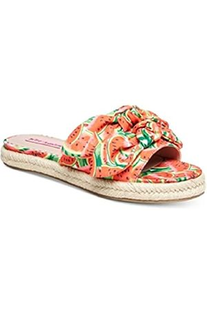 Betsey Johnson . Jazzy Sandals Red Multi Size 6M
