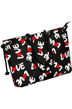 M2⁺ Ledertasche für Damen, Schultertasche, große Kapazität, breit, lässiger Reisen, Laptop, Business Schule (