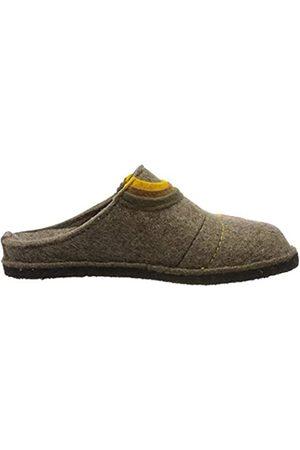 Haflinger Unisex-Erwachsene Flair Baikal Pantoffeln (Torf 550) 37 EU