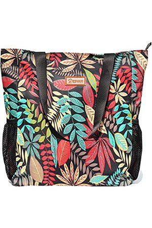 ESVAN Damen Strandtaschen - Strandtasche Wasserbeständige große Umhängetasche Handtasche für Fitnessstudio Strand Reisetaschen für den täglichen Gebrauch
