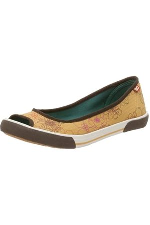 BC Footwear Damen Yours for The Taking Floral Ballerinas