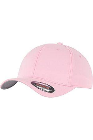Flexfit Unisex-Erwachsene Wooly Combed 6277 Mütze, (pink)