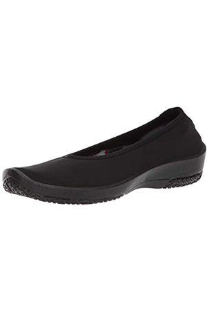 Arcopedico Womens Lolita Black Textile Shoes 38 EU