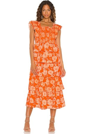 Saylor Linley Maxi Dress in . Size S, XS, M.